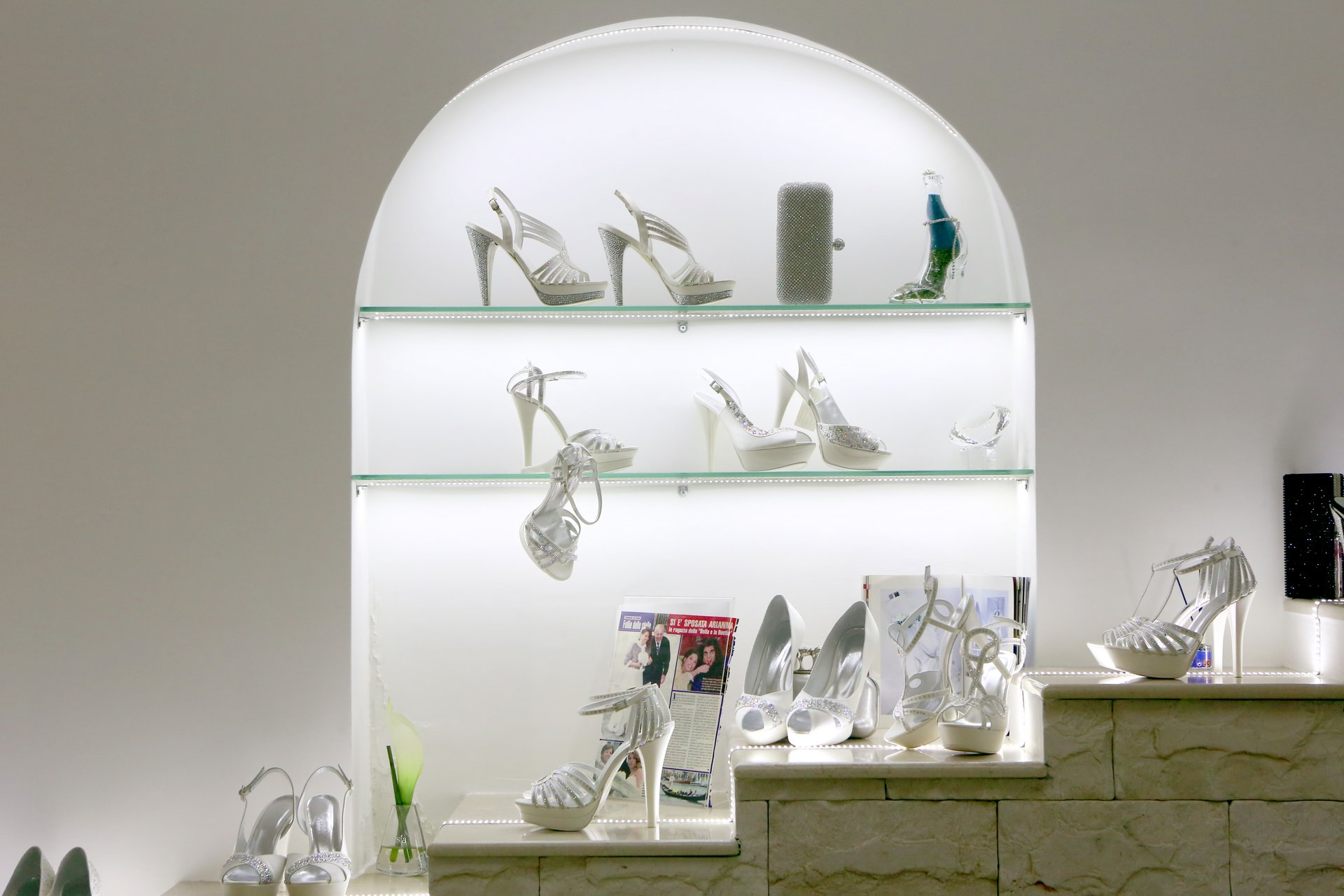 Showroom a Trani