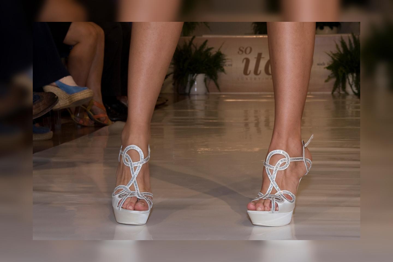 scarpe swarovski